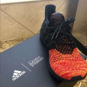GoT x UltraBoost 4.0 'House Targaryen Dragons'